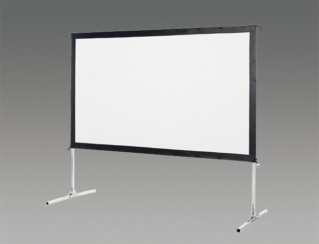 エスコ ESCO 【個人宅不可】 2214x1245mm スクリーン(アルミフレーム式) EA761LM-48 [I270203]