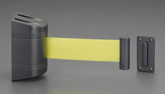 エスコ ESCO 48x5000mm バリケードベルト(黄) EA983FT-805 [I260227]