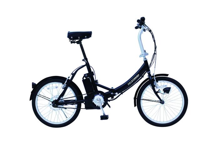 (折り畳み式)電動自転車 ESCO EA986YB-31 [I270302] 20インチ エスコ 【個人宅不可】