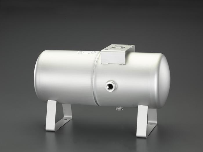 エスコ ESCO 【個人宅不可】 Rc1/2 増圧弁用エアタンク EA153SN-24 [I160610]