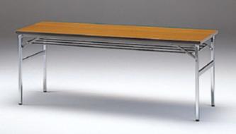 エスコ ESCO 【個人宅不可】 1800x450x700mm テーブル(折畳式) EA954EE-92 [I270203]