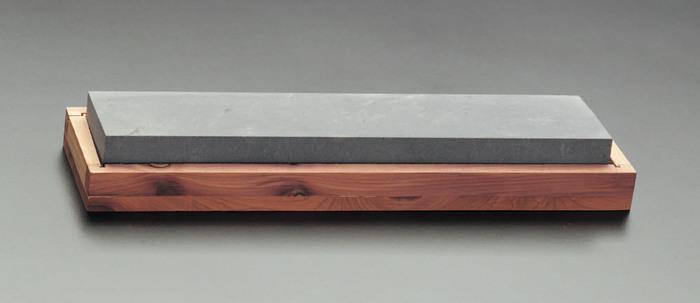エスコ ESCO 150x50x13mm 油砥石・天然(極細目) EA522AE-22A [I060820]