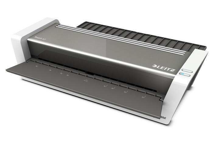 エスコ ESCO 【個人宅不可】 AC100V/1500W/A3 ラミネーター EA761HD-41B [I270203]