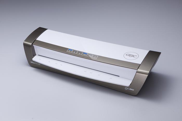 エスコ ESCO 【個人宅不可】 AC100V/1250W/A3 ラミネーター EA761HD-12F [I270203]