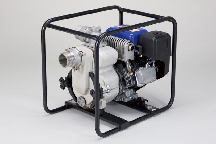 エスコ ESCO 【個人宅不可】 4.1 PS/25mm エンジンポンプ(4サイクル) EA345K-2A [I270303]