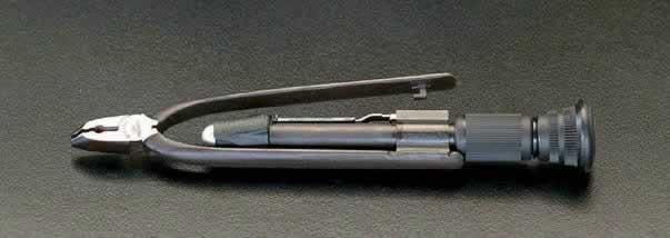 【◆◇エントリーで最大ポイント5倍!◇◆】エスコ ESCO 150mm セフティーワイヤーツイスター(リバーシブル) EA534XB-150 [I080306]