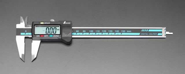 エスコ ESCO 300mm デジタルノギス EA725DC-30A [I110915]