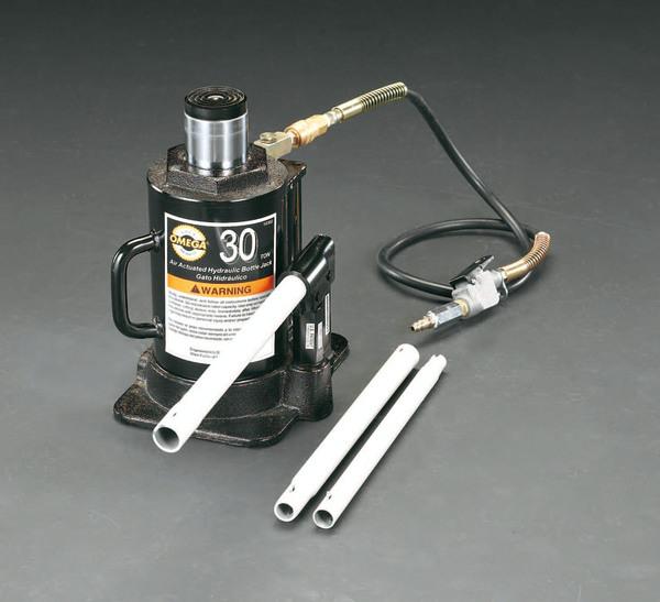 エスコ ESCO 30 ton 油圧ジャッキ(エアーコントロール式) EA993CJ-3 [I060714]