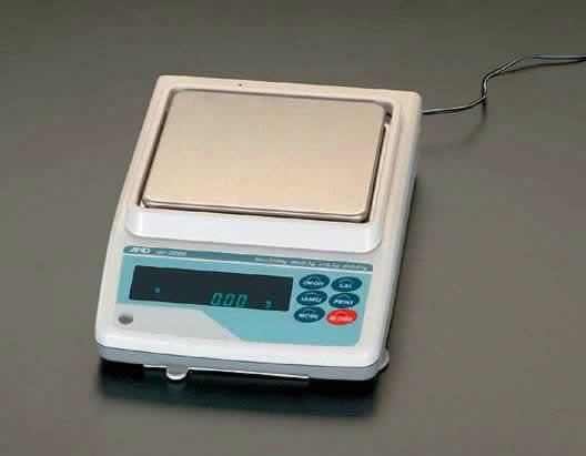 エスコ ESCO 2.1kg/0.01g 電子天秤 EA715C-10 [I111004]