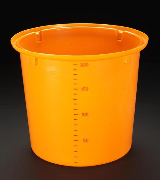 【◆◇エントリーで最大ポイント5倍!◇◆】エスコ ESCO 780x690mm/200L ポリエチレン容器 EA991AA-2 [I270302]