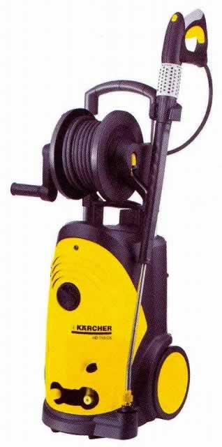 エスコ ESCO 三相 AC200V/2.7kW 高圧洗浄器(60Hz) EA115KH-60A [I130101]