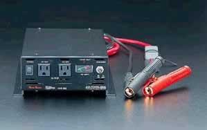 エスコ ESCO DC24V/AC100V・ 800W インバーター EA812JB-800 [I270302]