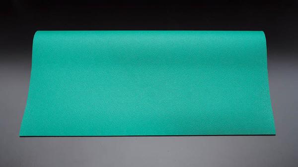 【5%OFF】 エスコ ESCO [I090304] エスコ 1000x3000x3mm ESCO 導電性マット(緑) EA997RB-13 [I090304], ファミール:97db172d --- supercanaltv.zonalivresh.dominiotemporario.com