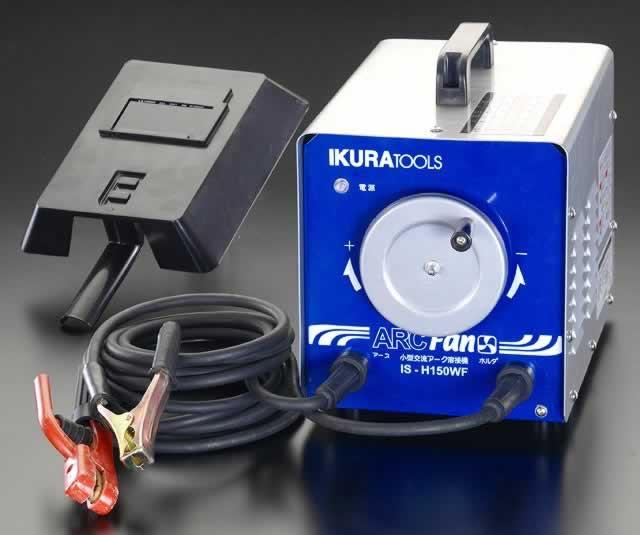 【★店内ポイント2倍!★】エスコ ESCO AC100V/AC200V(90A/130A) 交流アーク溶接機 EA315GA [I030204]