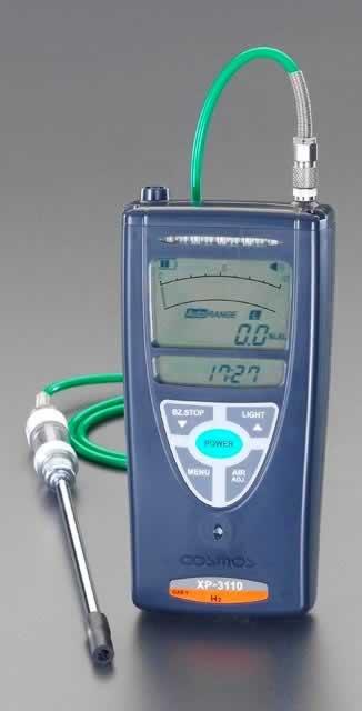 エスコ ESCO [メタン] 可燃性ガス検知器 EA702GC-1 [I110105]