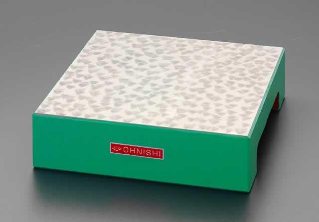 エスコ ESCO 250x250x 50mm/8.5kg A級箱型定盤 EA719X-3 [I110907]