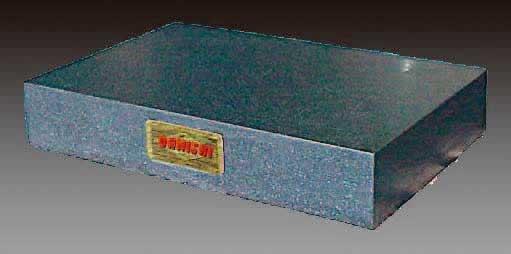 エスコ ESCO 150x 150x 75mm [JIS 1級]精密グラナイト定盤 EA719XA-1 [I110907]