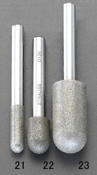 【予約販売品】 エスコ ESCO 15x30mm ダイヤモンドバー(6mm軸) ESCO EA819DL-23 15x30mm EA819DL-23 [I140213], サイクルワークスオオタキ:d5bf2d95 --- eagrafica.com.br