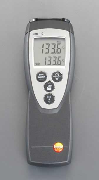 エスコ ESCO -50/+150゜C デジタル温度計 EA701AL [I110401]
