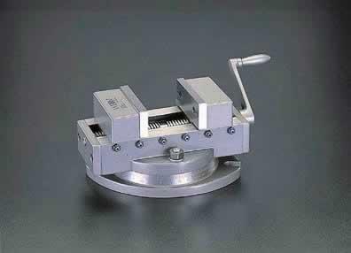 エスコ ESCO 105mm 精密セルフセンターリングバイス EA525AJ [I070101]