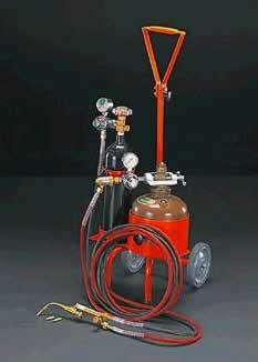 【◆◇エントリーで最大ポイント5倍!◇◆】エスコ ESCO ミニ溶接器(アセチレン・酸素) EA300T [I030101]