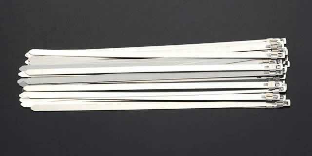 【◆◇エントリーで最大ポイント5倍!◇◆】エスコ ESCO 6.4x355mm 結束バンド(201SS/100本) EA463FL-355 [I190111]