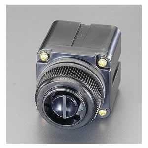 【◆◇エントリーで最大ポイント5倍!◇◆】エスコ ESCO DC 24V/30mm用 盤用音調ブザー EA940DD-57 [I200228]