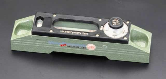 エスコ ESCO 200mm (0.01mm/m)インスペクションレベル EA735M-12 [I110926]