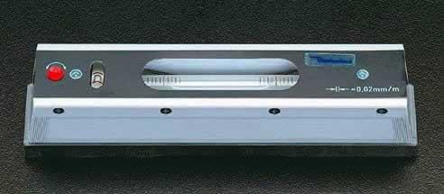 エスコ ESCO 140mm(0.01mm/m) 精密レベル EA735M-35 [I110906]