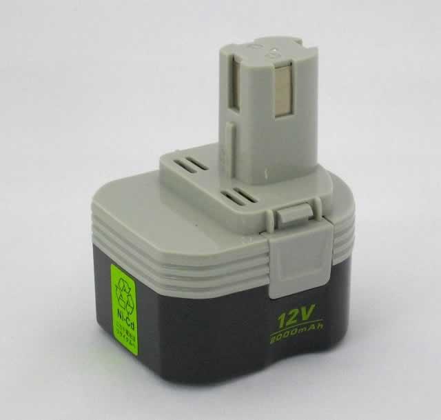 【◆◇エントリーで最大ポイント5倍!◇◆】エスコ ESCO [ 12V ・2000mAh]交換用バッテリー EA813RB-12C [I140110]