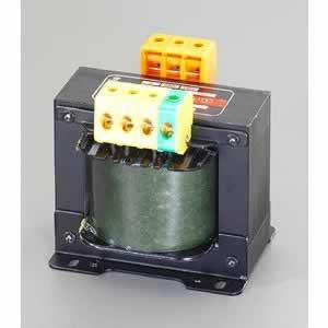 エスコ ESCO 1.5KVA 静電シールド付電源トランス EA815ZX-16 [I200229]