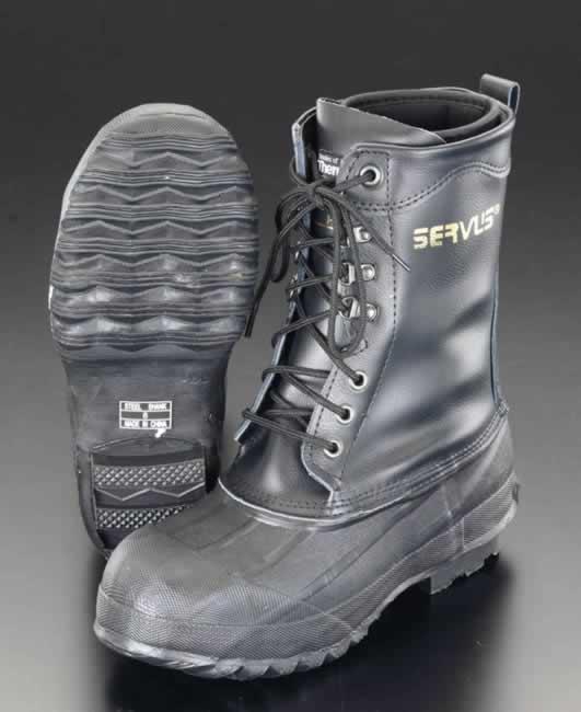 エスコ ESCO 26cm 防寒ブーツ(-29゜C) EA915GK-3 [I260124]