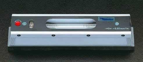 エスコ ESCO 300mm(0.02mm/m) 精密レベル EA735M-30 [I110906]