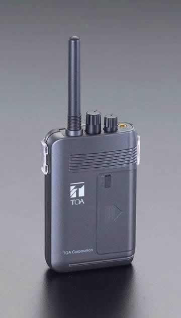 エスコ ESCO ポータブル送信機 EA790AF-21 [I260227]
