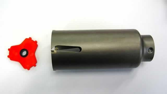 エスコ ESCO 125mm ウッディングコアドリル用替刃 EA824WZ-125 [I140103]