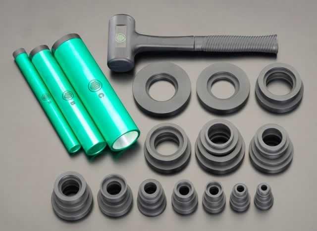 【◆◇エントリーで最大ポイント5倍!◇◆】エスコ ESCO 10-50mm ベアリング挿入工具セット EA510ZE [I060411]