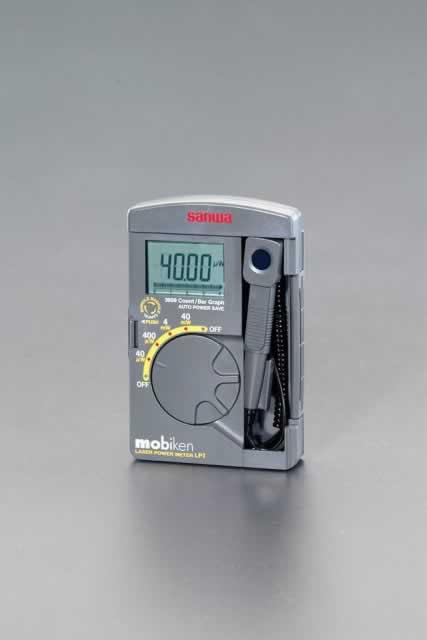 【★4時間限定!獲得最大P10倍!★限定期間注意!】エスコ ESCO モバイル型 レーザーパワーメーター EA712AF-1 [I110301]