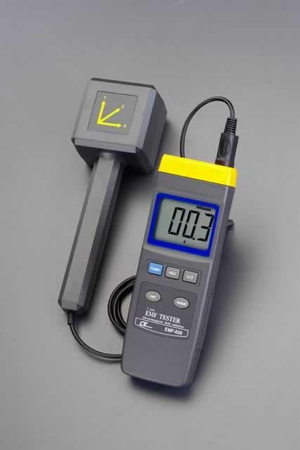 エスコ ESCO 電磁波測定器(3磁界) EA703G-2 [I110309]