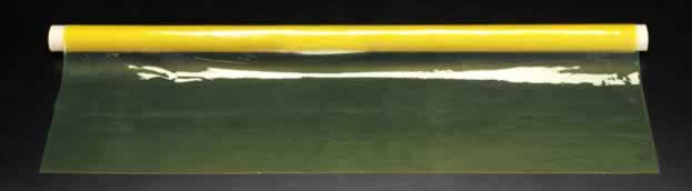 エスコ ESCO 0.5x915mmx10m [PVC製]フィルム(イエロー) EA911AG-27 [I240308]