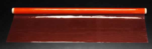 エスコ ESCO 0.5x915mmx10m [PVC製]フィルム(オレンジ) EA911AG-35 [I240308]