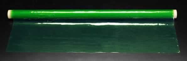 【◆◇エントリーで最大ポイント5倍!◇◆】エスコ ESCO 1.0x915mmx 5m [PVC製]フィルム(イエローグリーン) EA911AG-70 [I240308]