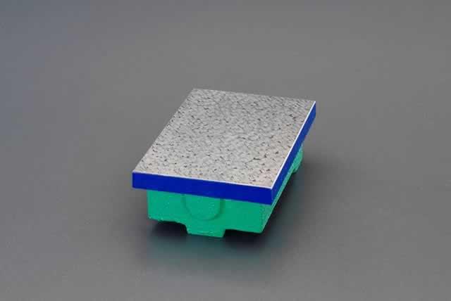 エスコ ESCO 150x 150x 45mm [JIS 1級]精密検査用定盤 EA719XD-2 [I110907]