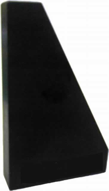 エスコ ESCO 100x 63x16mm [A級]石製直角定盤 EA719AC-11 [I110907]