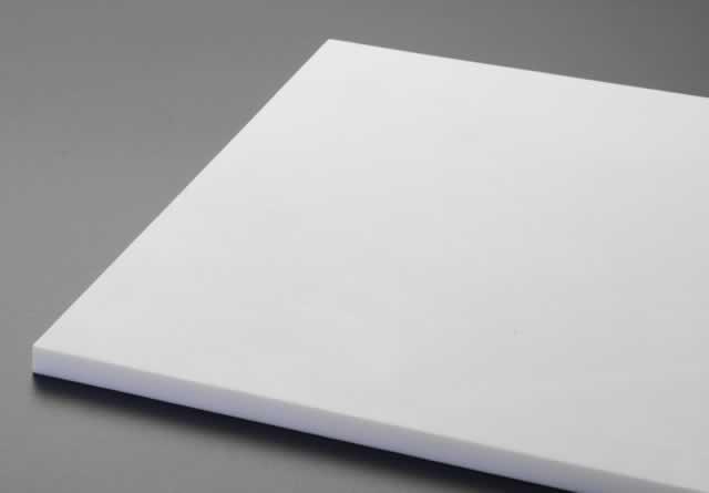 【◆◇エントリーで最大ポイント5倍!◇◆】エスコ ESCO 300x300x5.0mm フッ素樹脂板 EA440DV-106 [I240308]