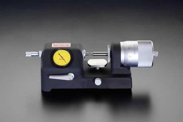 エスコ ESCO 0-50mm ダイアルベンチマイクロメーター EA725EE-26 [I110916]