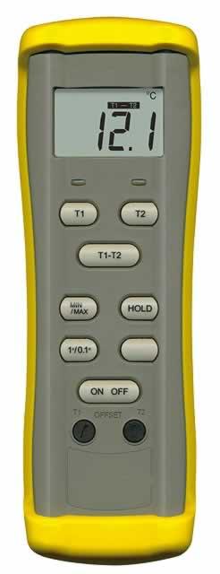 エスコ ESCO -50/1300゜C 熱電対デジタル温度計 EA701AB-10 [I110401]