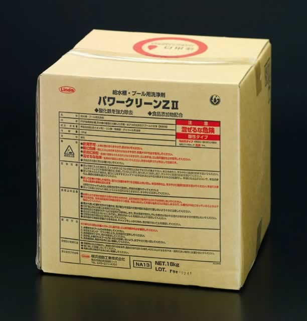 【★4時間限定!店内最大P10倍!★】エスコ ESCO 18kg 給水槽洗浄剤 EA119-50A [I020603]