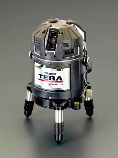 エスコ ESCO レーザー墨出し器 EA780T-6 [I110803]