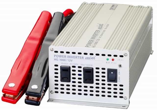 エスコ ESCO DC12V/AC100V・800W DC-ACインバーター EA812JA-14 [I270302]