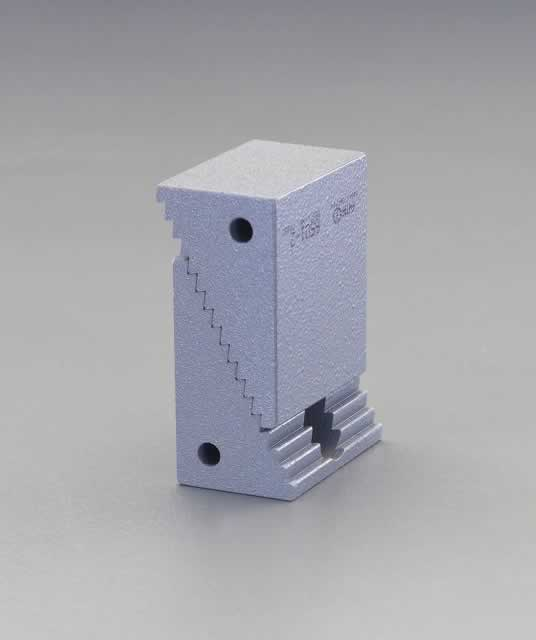 エスコ ESCO 37-107mm [連結ばね付]ステップブロック EA637DD-1 [I070300]